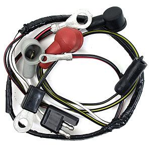 1965 mustang alternator v8 wiring harness w lights ne performance rh neperformancemustang com 2003 jetta wiring harness alternator alternator wiring harness adapter