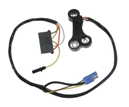 alternator ne performance mustang rh neperformancemustang com 1969 mustang alternator wiring harness 1967 mustang alternator wiring harness