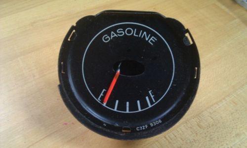 1967 Mustang Fuel Gas Gauge  Ne Performance Mustang